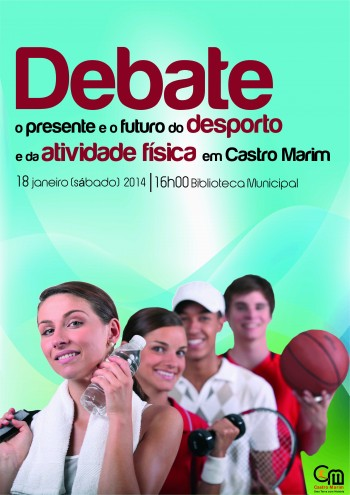 Debate do Desporto