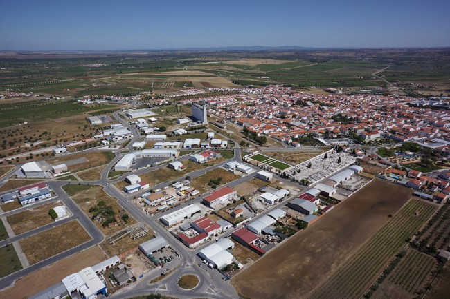 Zona Industrial de Reguengos de Monsaraz (1)