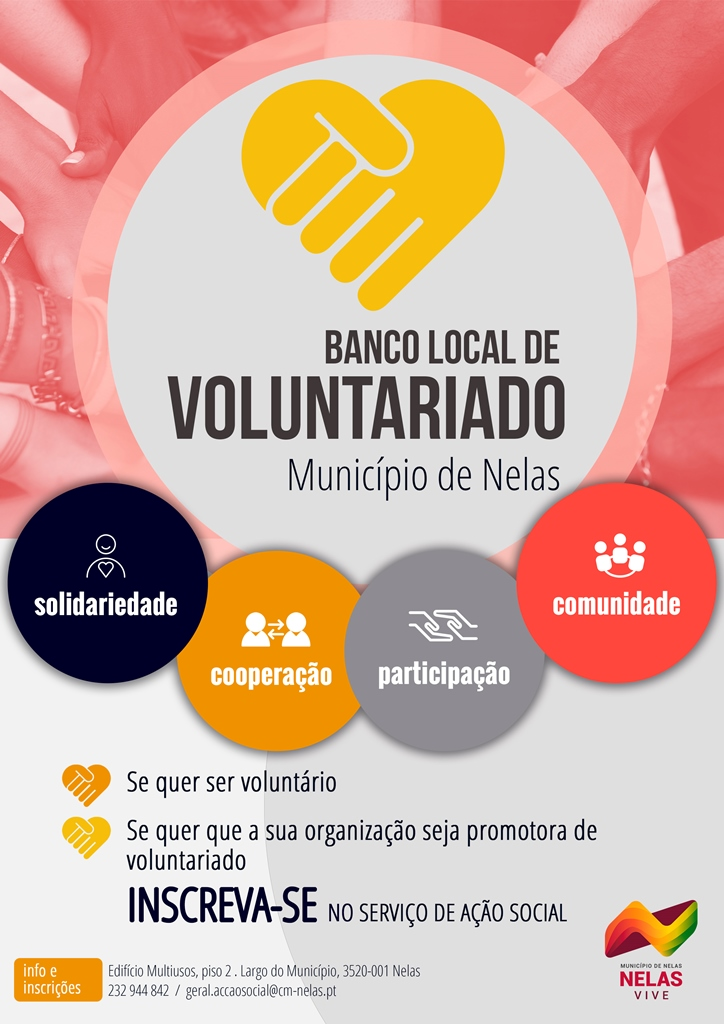 Banco Local de Voluntariado Final