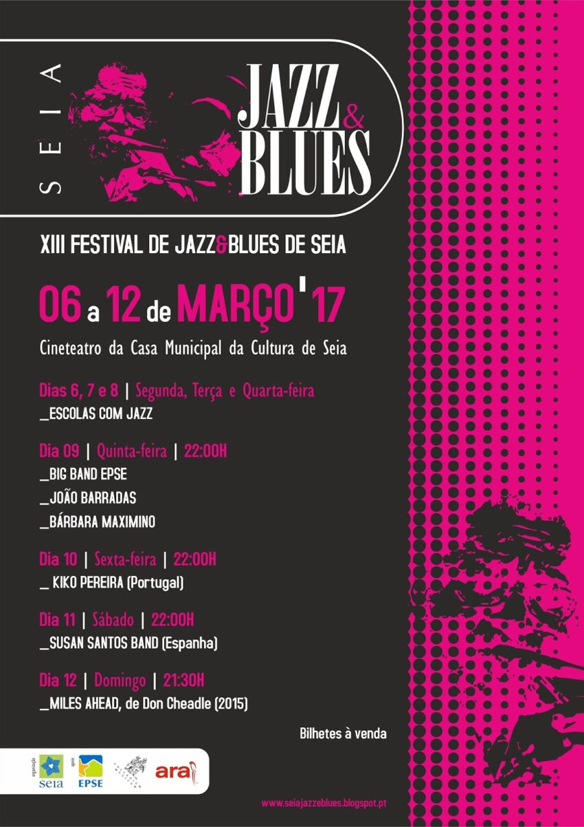 cartaz_Seia Jazz & Blues 2017